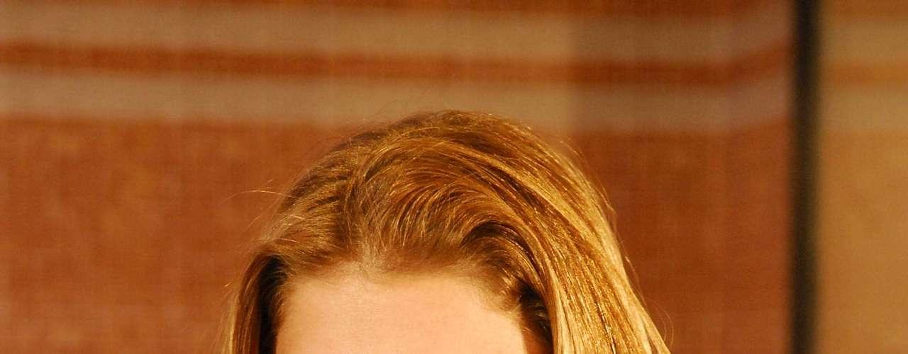 A atriz Barbara Borges colocou o implante nos seios e foi sucesso de venda como capa da Playboy de 2009
