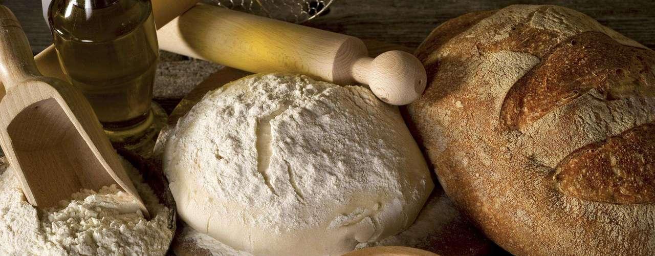 Fermento natural - O fermento natural, muito presente em pães, também pode trazer reações alérgicas no organismo