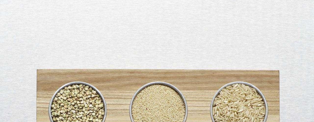 Trigo, aveia, cevada e centeio - O glúten presente nesses alimentos pode causar alergia a crianças portadoras de doença celíaca