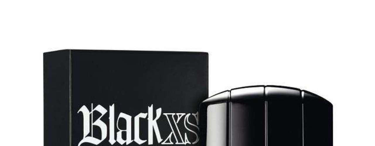 3. Black XS LEXCÈS, de Paco Rabanne, possui aroma amadeirado, misturado com limão da Calábria, lavanda, entre outros. R$ 299 (100 ml). Tel.: 0800-7043440
