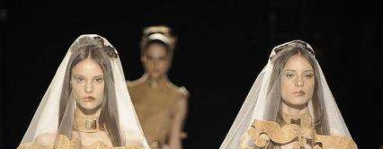 Noivas de Arnaldo Ventura não são tradicionais