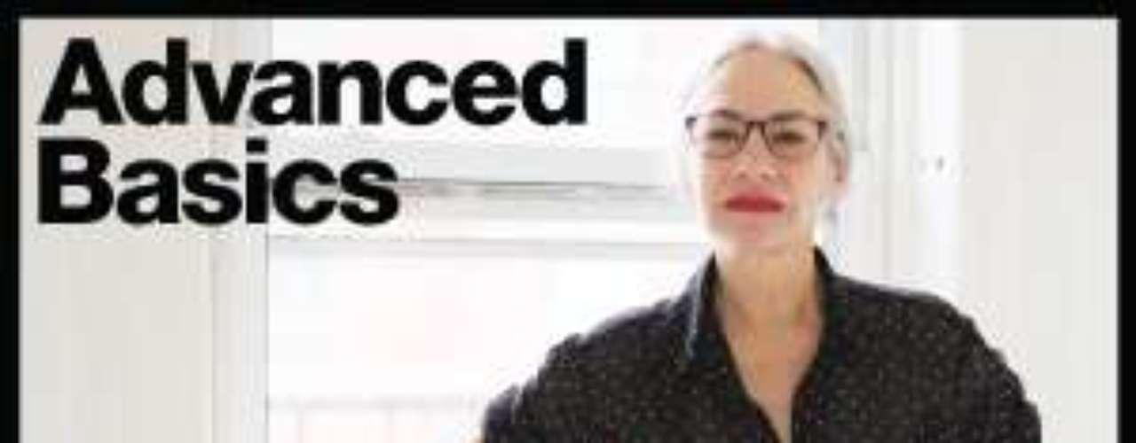 Fotos da campanha verão 2012 da grife American Apparel, que traz anônima conhecida apenas como Jacky