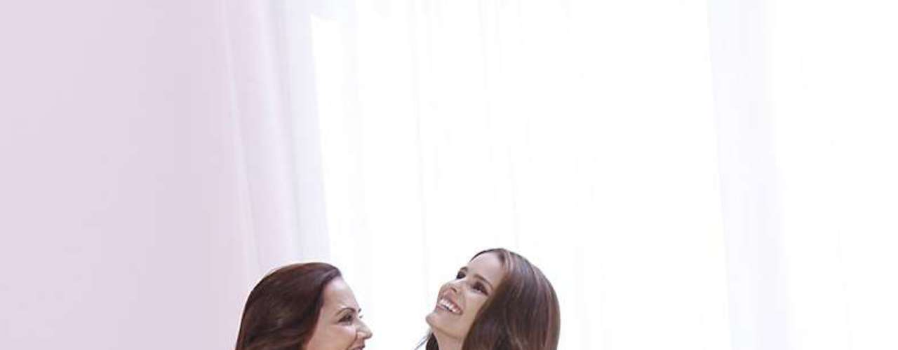 É a primeira vez que Yasmin Brunet integra o time de porta-vozes da marca, que além de sua mãe conta com as atrizes Taís Araújo, Alinne Moraes e Grazi Massafera