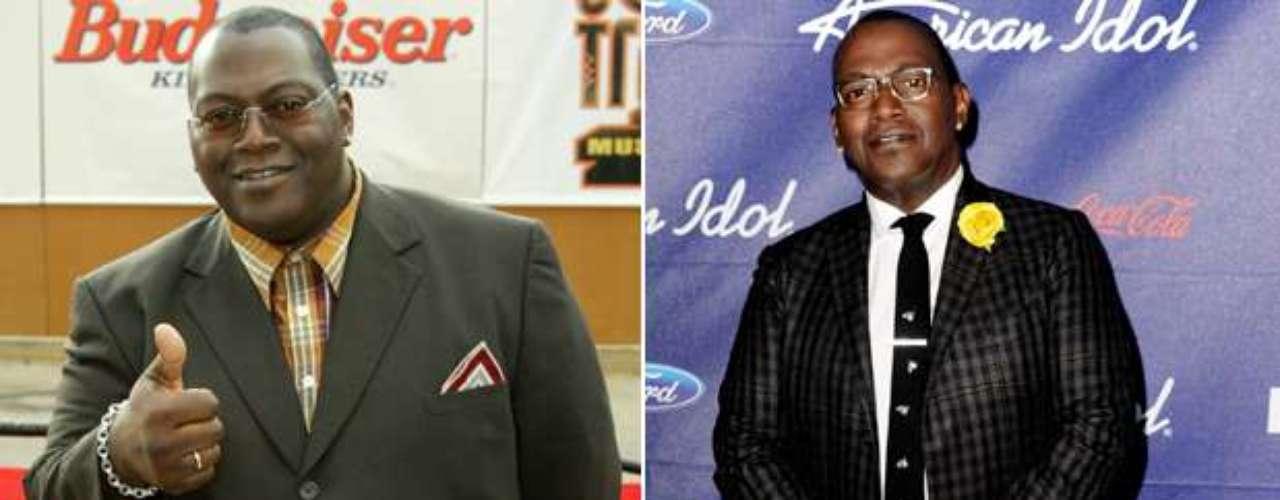 Randy Jackson, o juiz do American Idol, pesou mais de 160 kg antes de reduzir o estômago