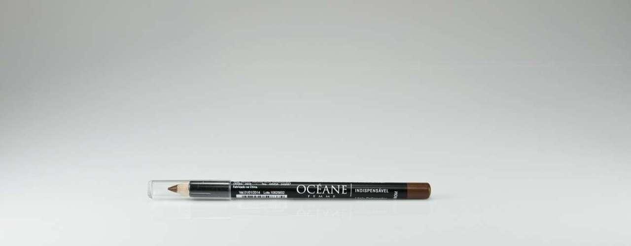 A Océane Femme oferece o Lápis Delineador. Preço: R$ 10,50. Informações: (11) 2171-0142