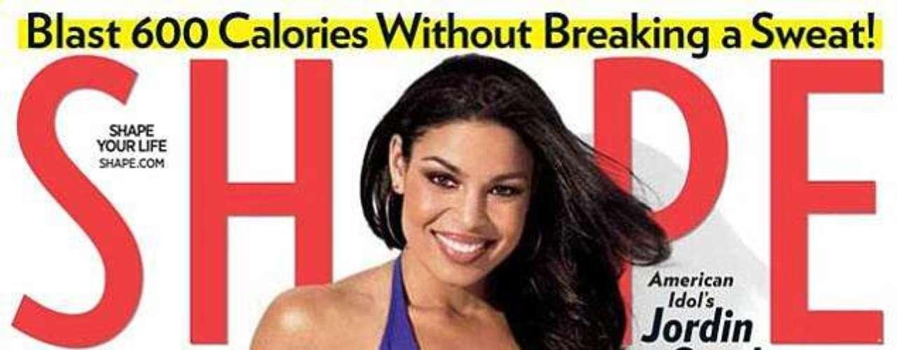 Depois de perder 22 kg, a cantoura posou para a capa da revista 'Shape'