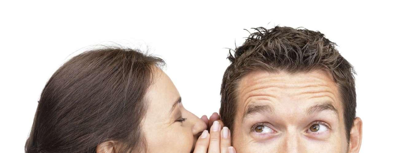 Seja generoso com elogios: diga obrigada, ofereça um abraço, elogie o parceiro. Essas atitudes mostram reconhecimento e valorização