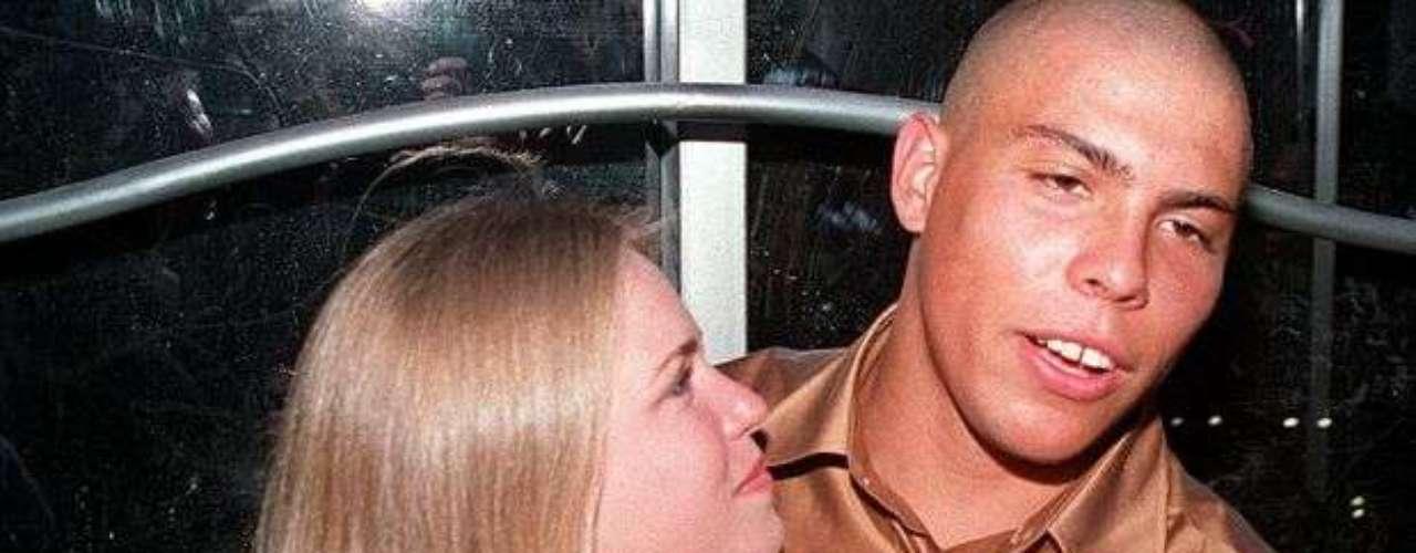 Susana Werner também foi deixada pelo namorado, o jogador Ronaldo