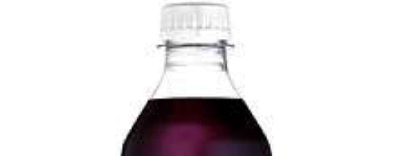 Delaware Punch: vendido nos Estados Unidos, esse refrigerante é feito com um mix de frutas. Entre elas, o sabor de uva é o que mais se destaca