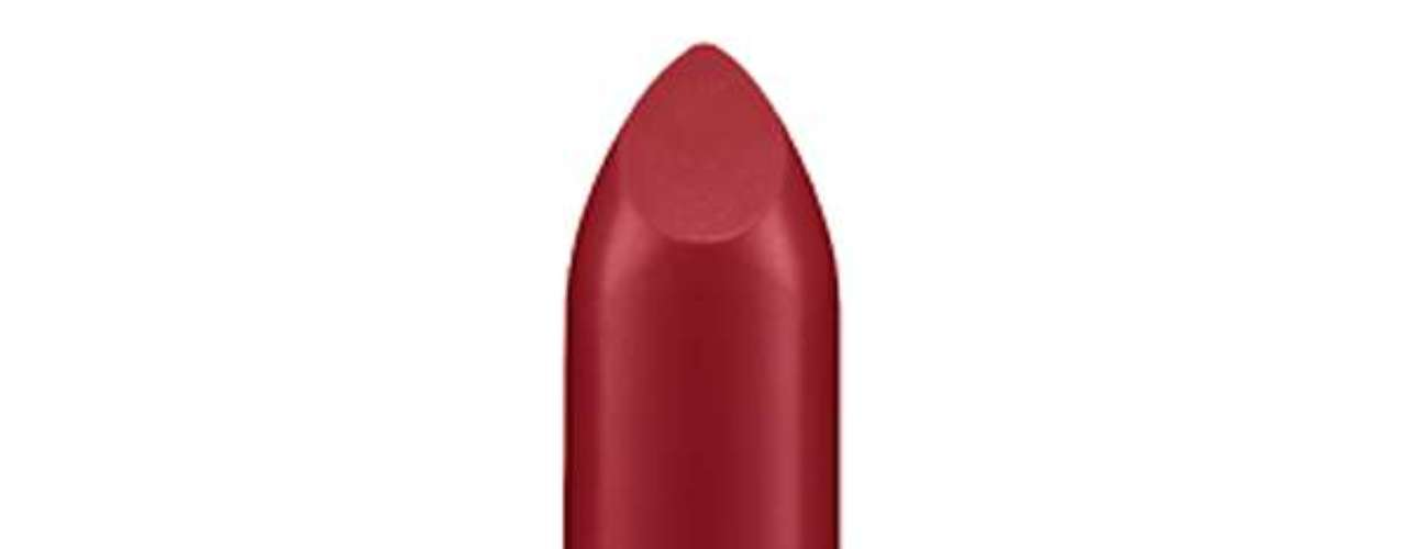 O batom vermelho que a Nina usa da marca M.A.C, cor Ruby Woo. Preço: R$ 79. Informações: 0800-8921695