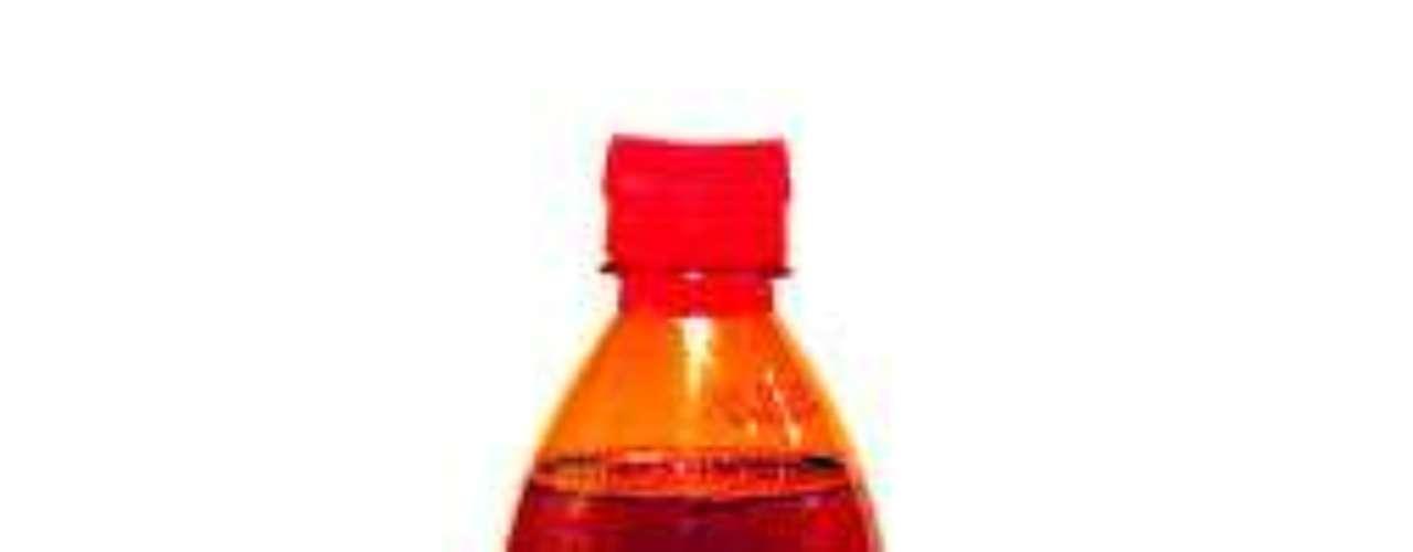 Pepsi Fire: não é só o seu almoço que pode vir apimentando. No México e na Ásia, está à venda a Pepsi Fire, feita com canela e pimenta