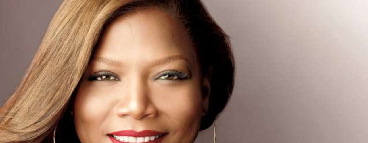 Queen Latifah é outra famosa que já emprestou seu rosto para a grife