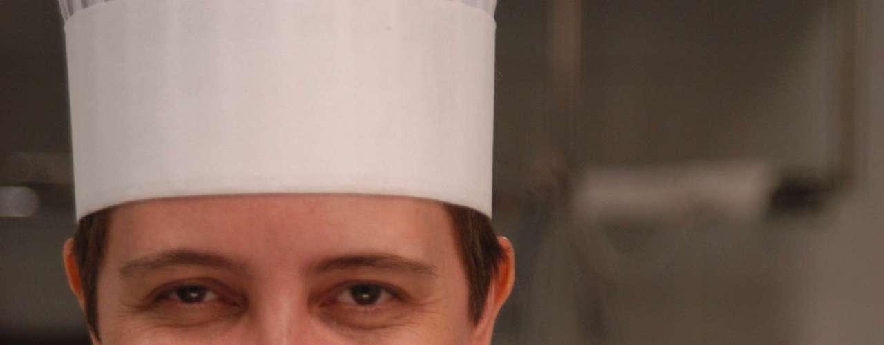 Roberta Sudbrack também é presença certa na Copa Gastronômica Gols pela Vida