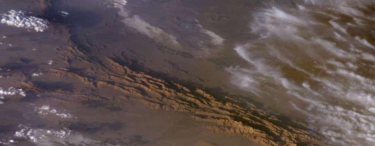 Deserto Lut, Iran: este deserto no leste do Iran é o lugar mais quente da terra com um recorde de temperatura de 70,7ºC