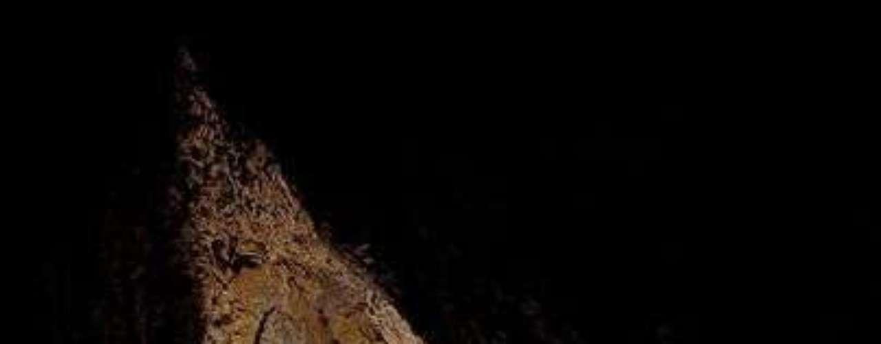 Krubera Cave, Georgia: com uma profundidade de 2.191 metros, a Krubera Cave (também conhecida como Voronya Cave) é a caverna mais profunda já conhecida