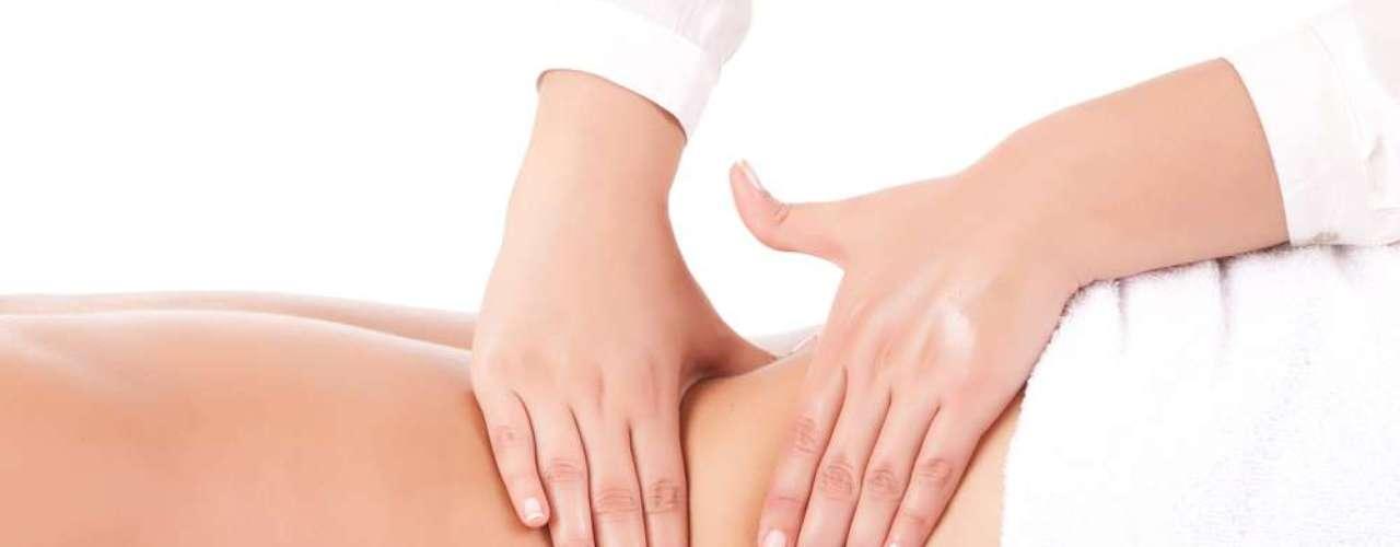 Oligoterapia conta com a ajuda de procedimentos estéticos como a drenagem linfática que irão promover a desintoxicação e a redução de medidas