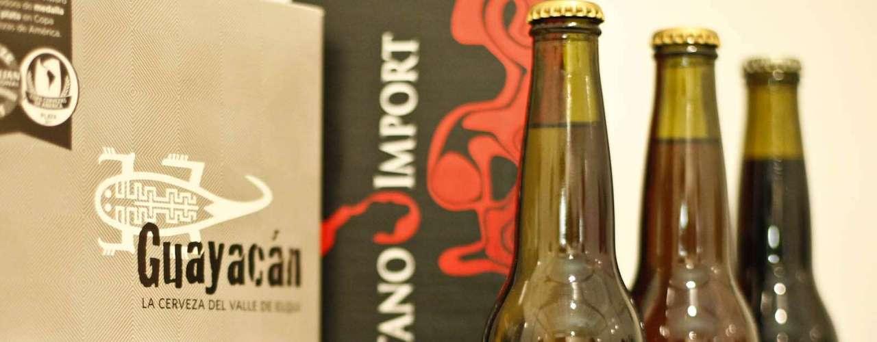 Outras bebidas alcóolicas também foram levadas para o evento pelos expositores. A Gayacán, primeira cerveja chilena a ser exportada para o Brasil sai por R$ 12,90 cada