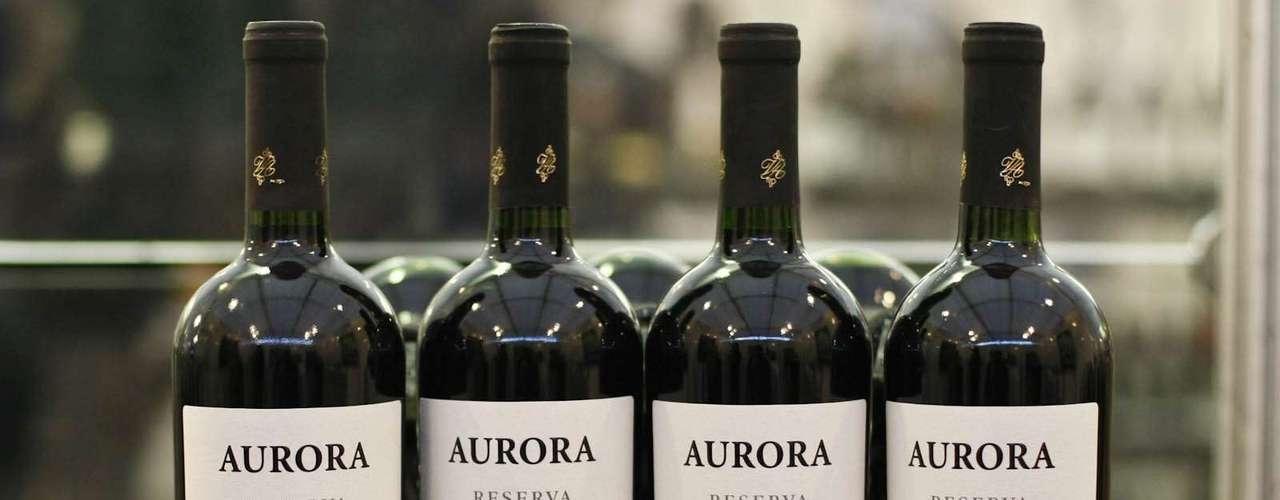 O Aurora Reserva Merlot 2011 pode ser comprado por R$ 20