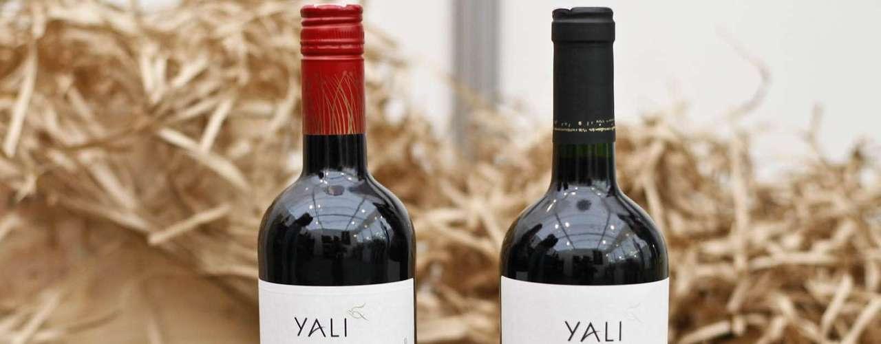 Os vinhos chilenos Yali podem ser encontrados na feira custando a partir de R$ 33