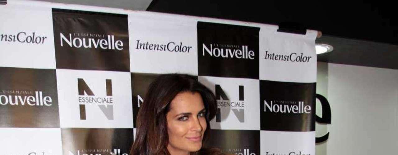 Fernanda Motta é embaixadora da marca