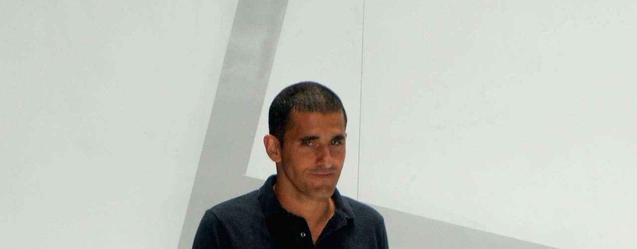 O diretor criativo da Lacoste, Felipe Baptista