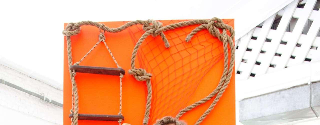 Michael Bastian se inspirou nas ilhas de Galápagos, no Equador, para criar a coleção primavera 2013 da Gant by Michael Bastian, apresentada na semana de moda de Nova York, nesta quarta-feira (12).