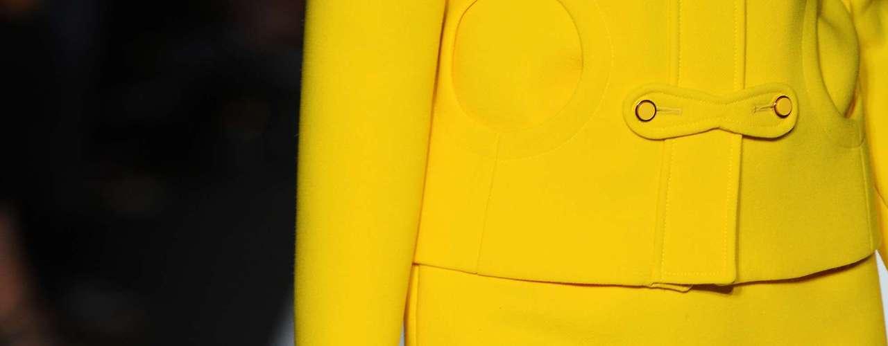 Michael Kors apostou na dualidade das cores