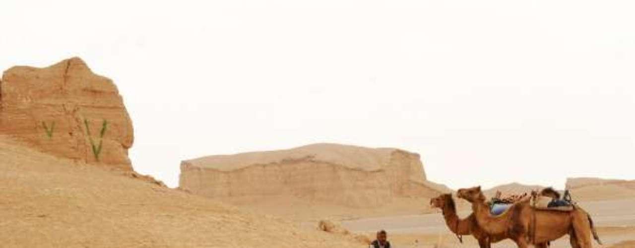 Deserto Lut, Irã: temperaturas acima de 70,7°C foram registradas no deserto iraniano