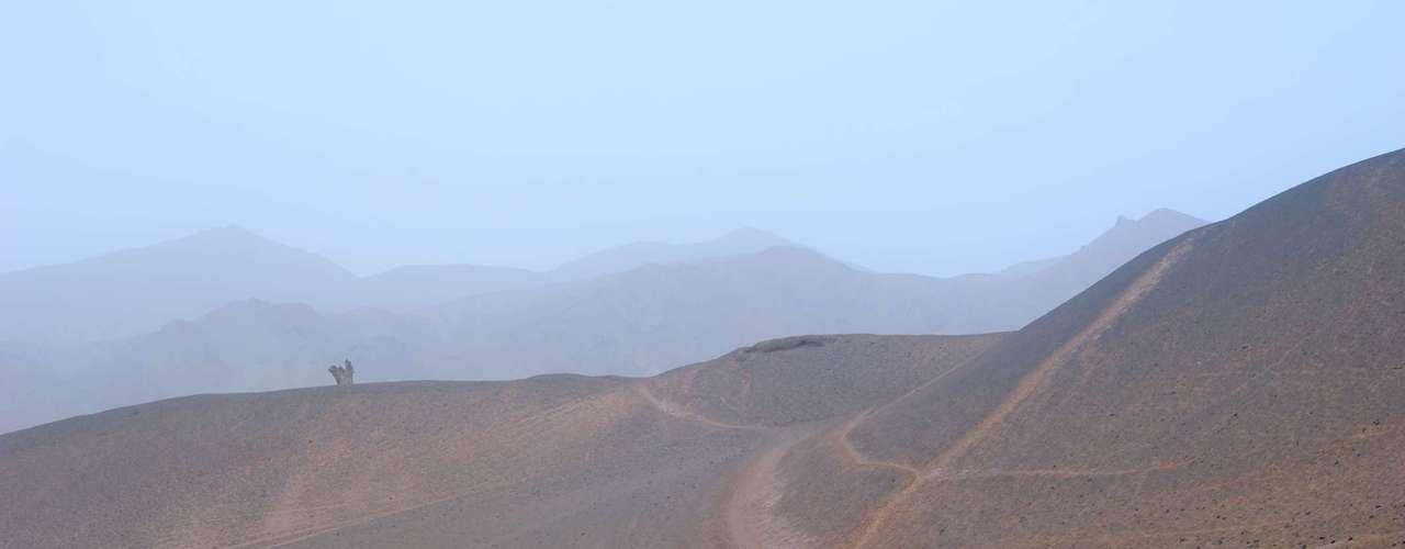 Turfan, China: esta área fica a noroeste da província chinêsa de Xinjiang e já viu temperaturas acima de 50°C