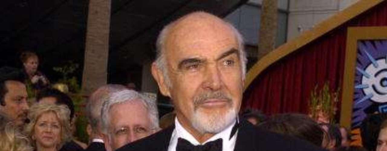 Aos 81 anos, Sean Connery ainda faz sucesso nas telas