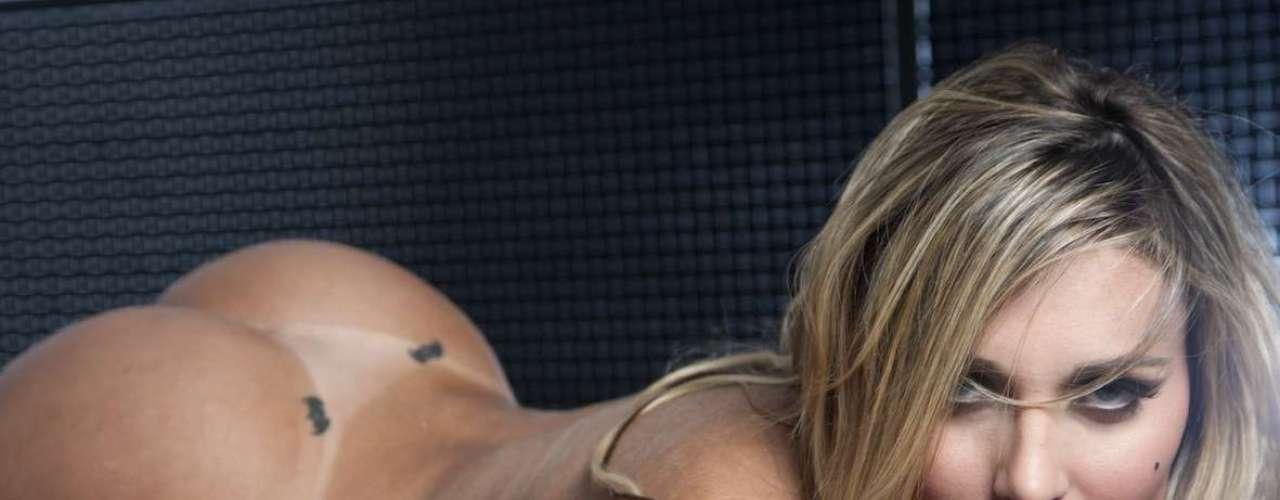 Andressa foi uma das dez escolhidas para estrelar o vídeo. Outras nove candidatas serão escolhidas em breve para a gravação no Brasil, que acontecerá na próxima semana