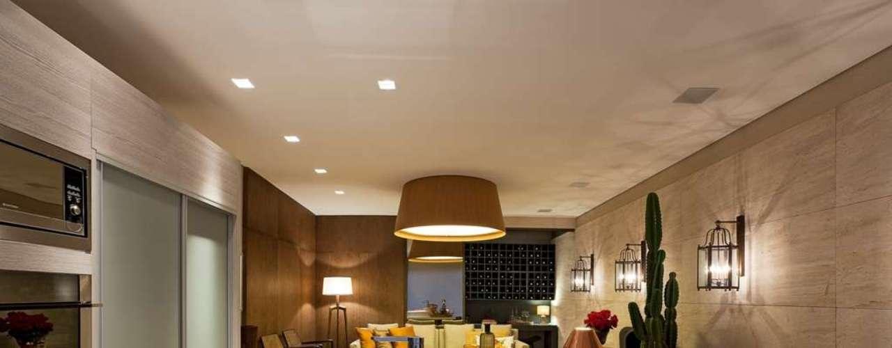 Espaço da arquiteta Estela Netto na Casa Cor Minas Gerais 2012