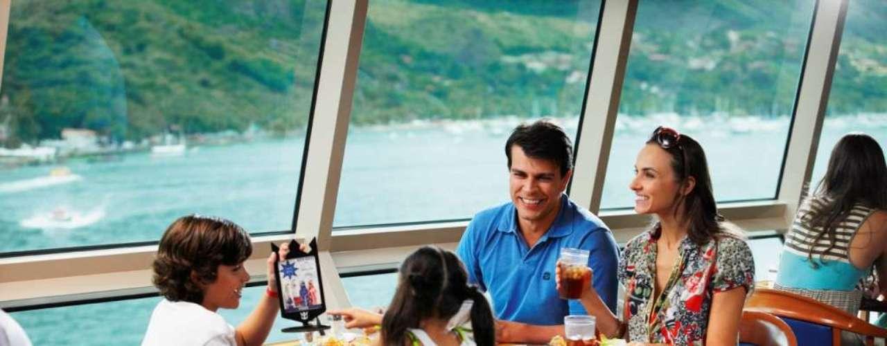 Cruzeiros não são programas para casais, há muitos navios especializados em atender famílias