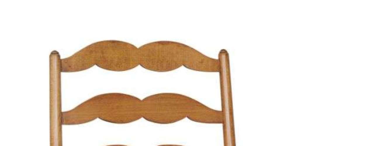 O revestimento também pode ser feito com uma palha mais rústica e resistente