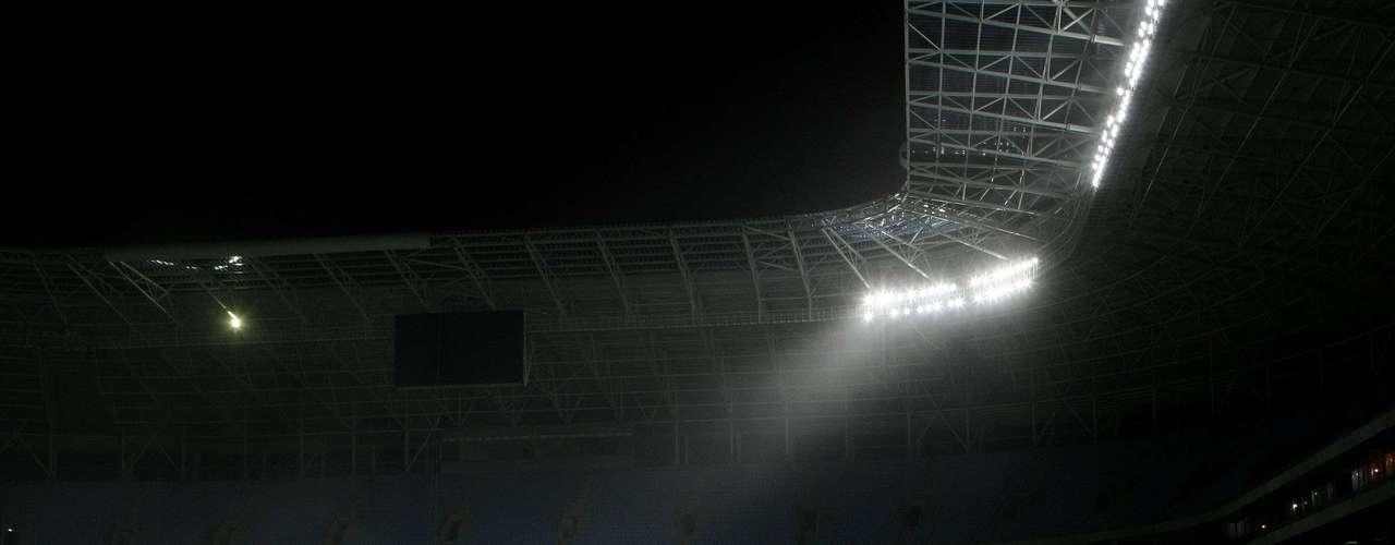 Partida inaugural será disputada entre Grêmio e Hamburgo, da Alemanha