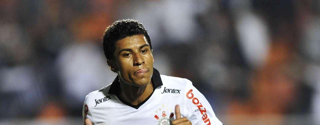 Volante: Paulinho (Corinthians)