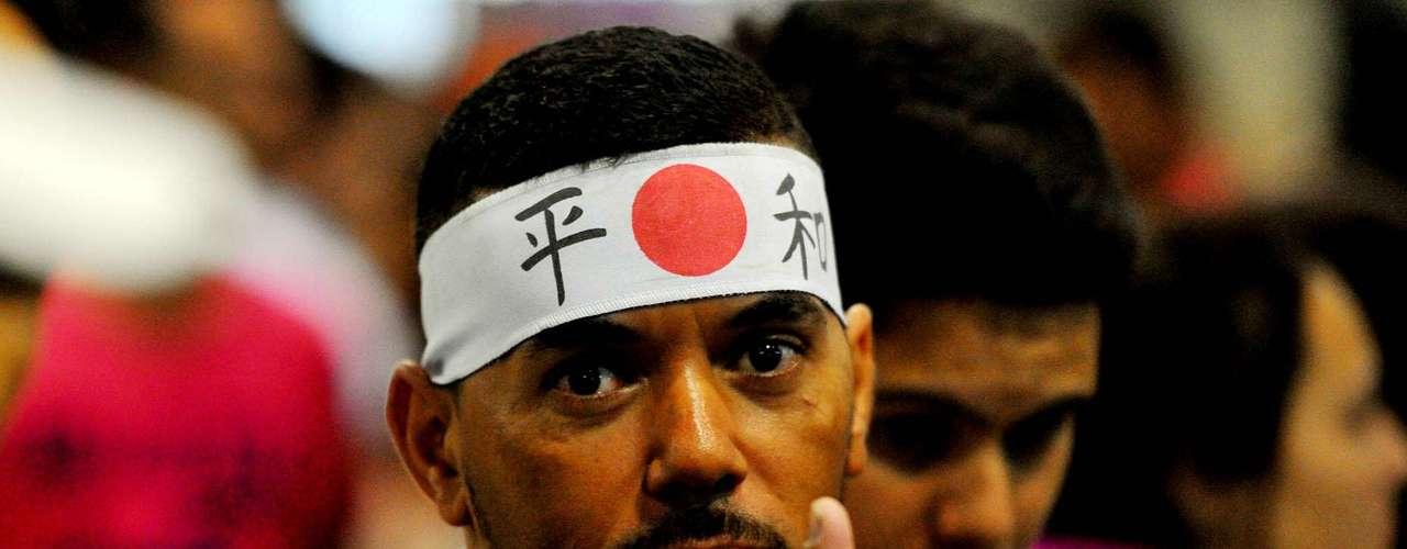 Outros elementos japoneses também foram adotados pelos torcedores