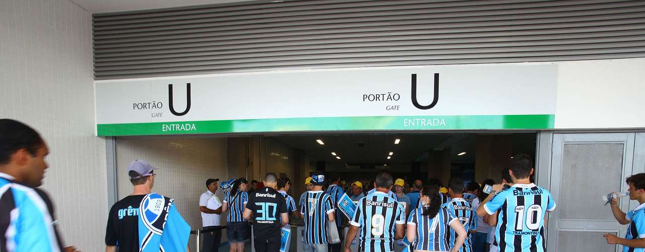 Na sexta-feira, clube anunciou, em comunicado oficial, que os ingressos para o jogo estavam esgotados