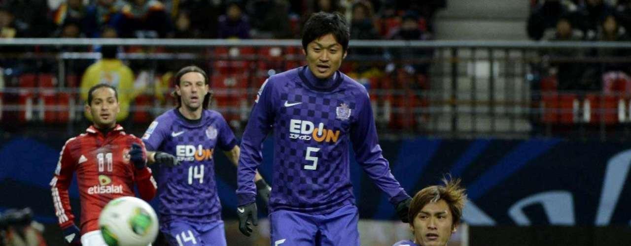 Equipe japonesa desperdiçou muitos lances ofensivos