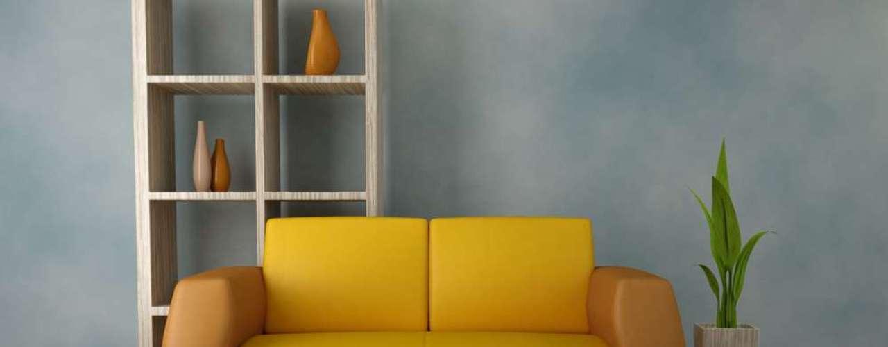 Outro exemplo de uso do amarelo em composições contemporâneas