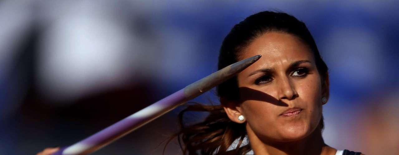 21: Leryn Franco (Paraguai): atletismo - 265mil pesquisas