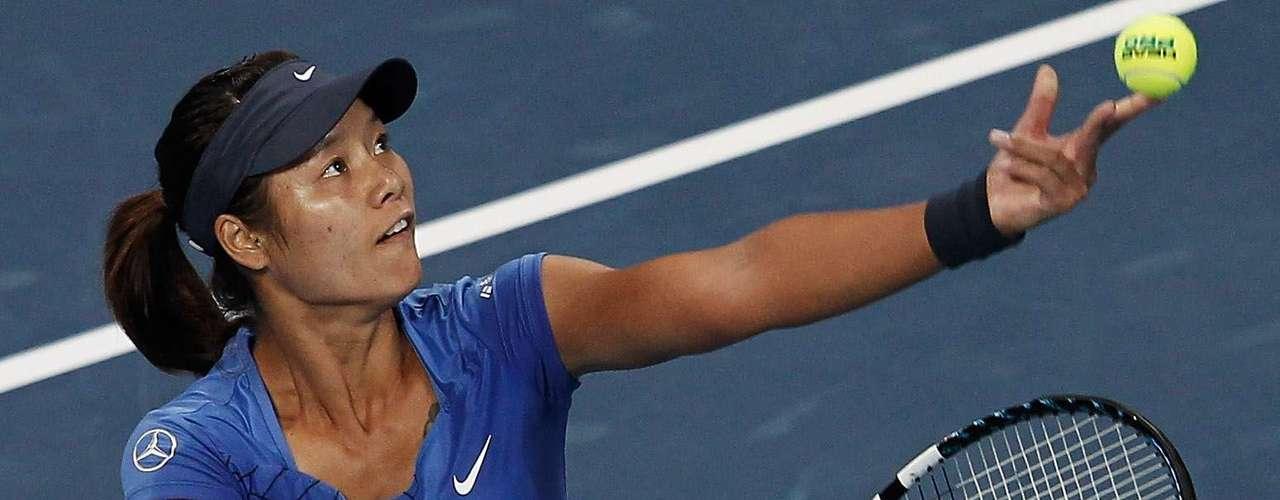 19: Na Li (China): tênis - 562mil pesquisas