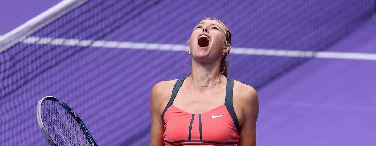 94: Maria Sharapova (Rússia) - Tênis