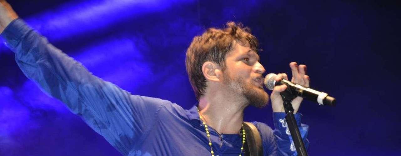 A Banda Eva foi a grande atração do Pré-Réveillon Celebration, em Maceió, nesse sábado (29)