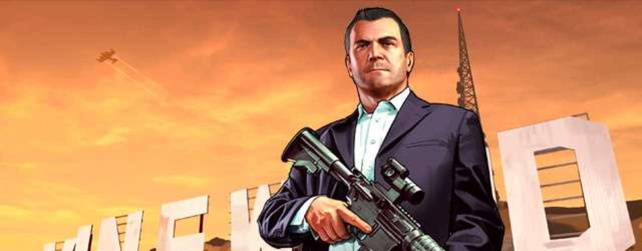 A Rockstar divulgou, na última sexta-feira (4), mais uma arte de 'GTA V'. A nova imagem apresenta os três protagonistas, Trevor, Michael e Franklin, analisando o porta-malas de um carro antigo. Outras três artes do game já foram divulgadas