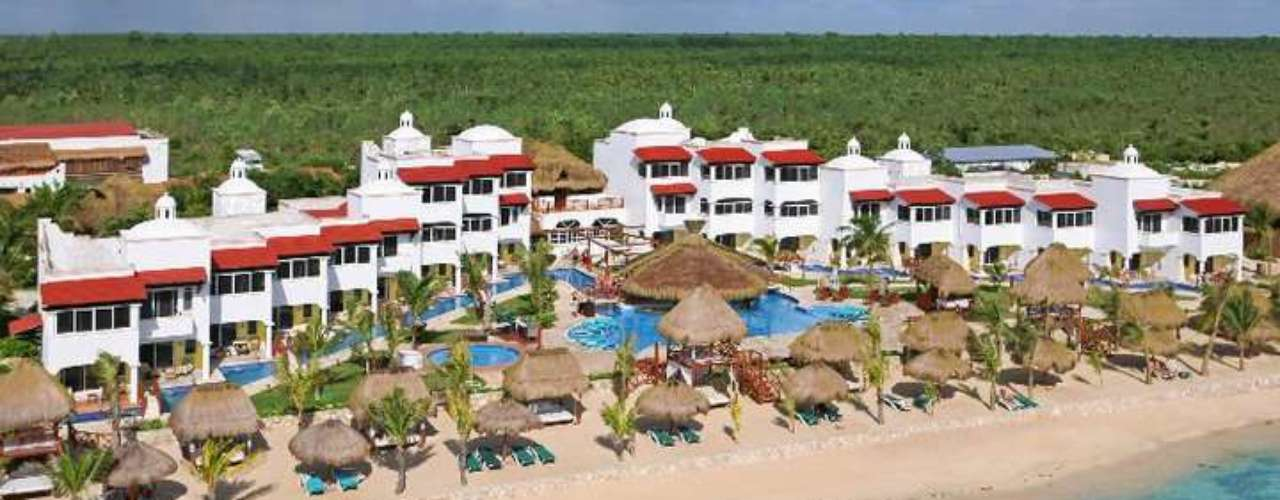 Na Riviera Maya, Hidden Beach Resort conta com 42 suítes de frente para uma praia paradisíaca. Diárias custam a partir de R$ 750 por pessoa