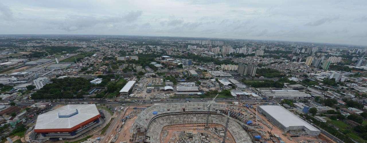 8 de janeiro de 2013: Todos os jogos da Arena da Amazônia serão válidos pela primeira fase