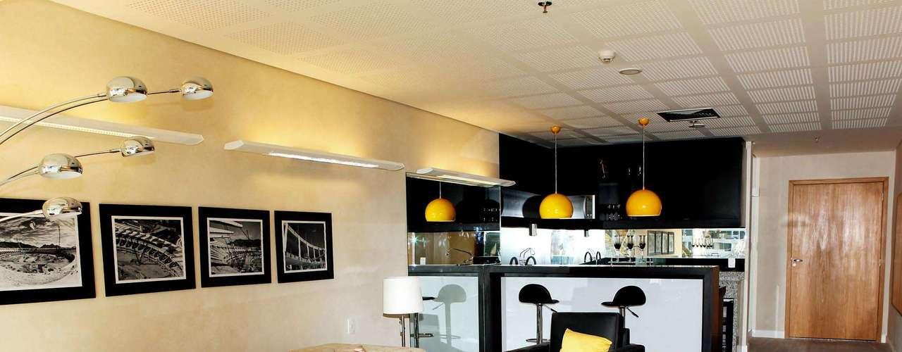 27 de dezembro de 2012:Novas mobílias foram compradas para a inauguração