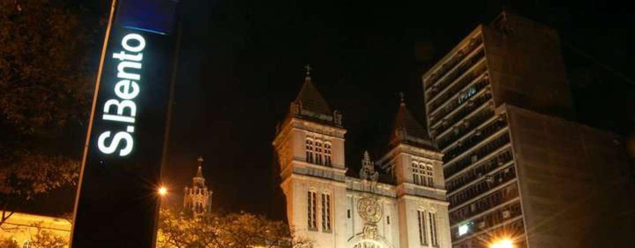9. Mosteiro de São Bento - \