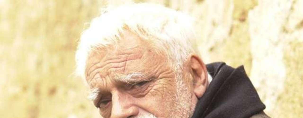 Em 'Esperança', de 2002, o ator interpretou Giuseppe